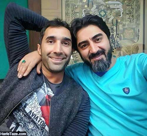 زندگینامه محمد رضا علی مردانی خواننده و دوبلور