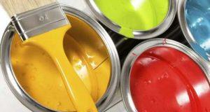 نقاشی ساختمان و انواع رنگ ساختمانی