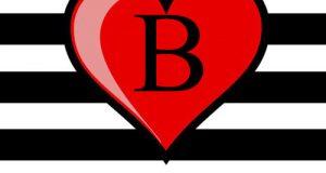 عکس پروفایل حرف انگلیسی B + عکس نوشته حرف b با طرحهای زیبا و خاص