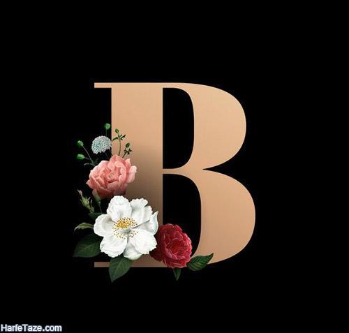 حرف انگلیسی B