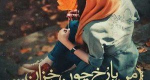 عکس پروفایل خزان | متن و عکس نوشته های خزان