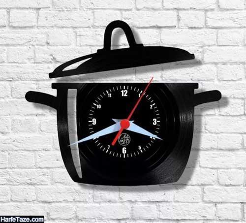 ساعت دیواری آشپزخانه