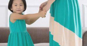 قواعد ست کردن مادر و دختری | راهنما خرید کردن مادر و دختر