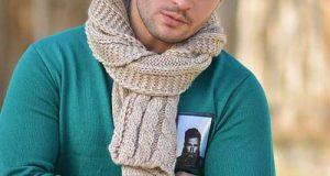 شال گردن مردانه و نکاتی برای انتخاب درست آن