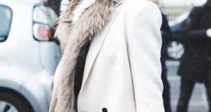 استایل زمستانی سفید | استفاده از رنگ سفید در تیپ زمستانی زنانه