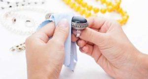 تمیز کردن نقره | راهنمای شستشو و براق کردن نقره جات