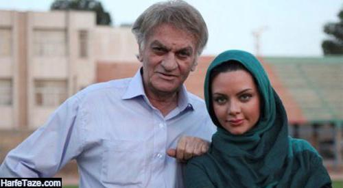 عکس های شخصی فتحعلی اویسی و دخترش کتایون