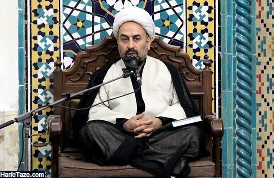 بیوگرافی محمدرضا زائری روحانی