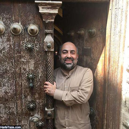 تصاویر جالب محمدرضا زائری سخنران مذهبی