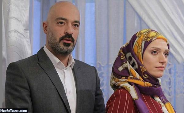 عکس های سامان دارابی بازیگر نقش فرهاد در سریال زیر همکف