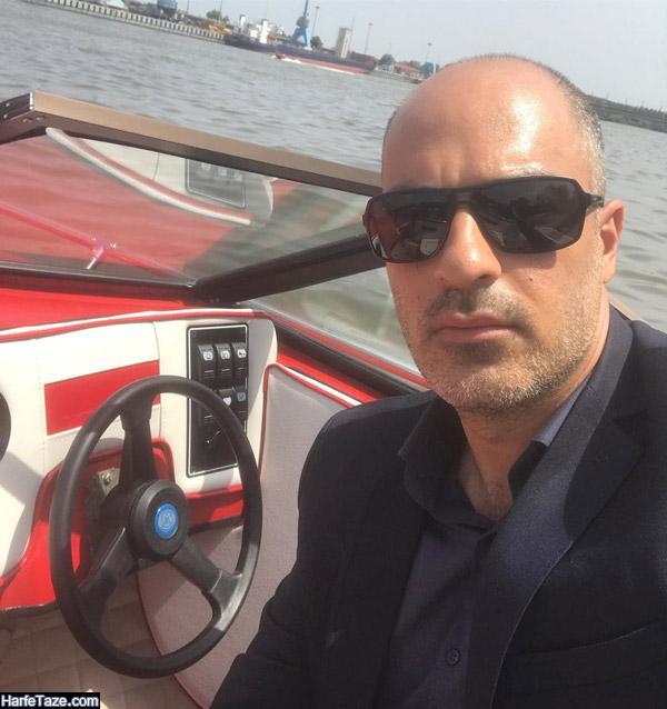 عکس های جدید سامان دارابی
