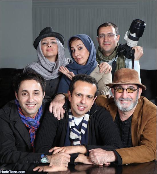 بازیگران سریال شمس العماره