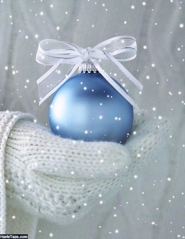 بک گراند زمستانی برای کریسمس 2020