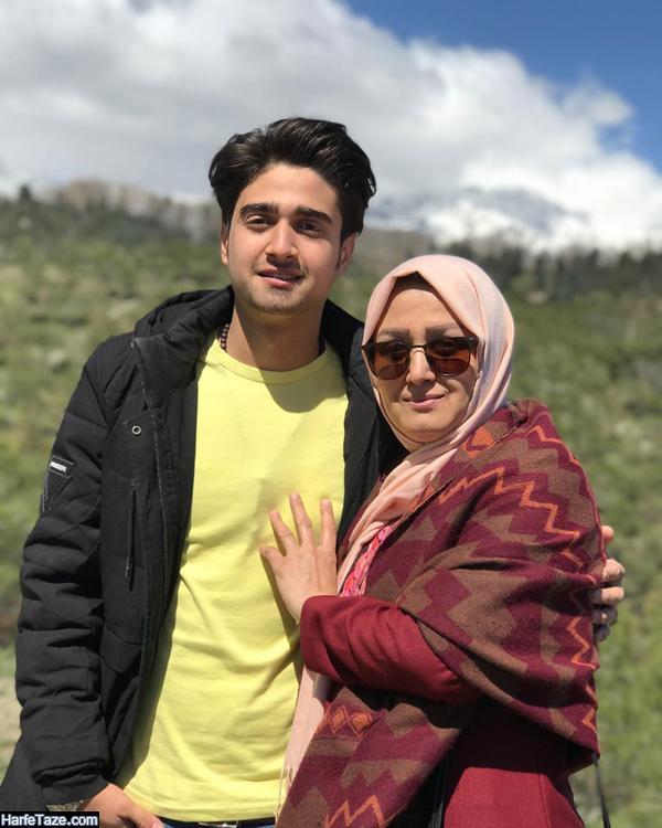 عکس های خانوادگی علی عمادی نیا