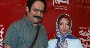 بیوگرافی و عکس های بهادر مالکی و همسرش نگار