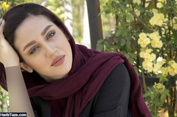 بیوگرافی بازیگر نقش مهلقا در سریال از سرنوشت