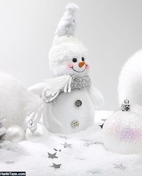 کپشن درمورد برف و زمستان عاشقانه برای بیو