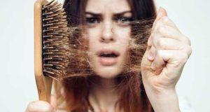 درمان ریزش مو | علائم ریزش مو | ماسک ریزش مو