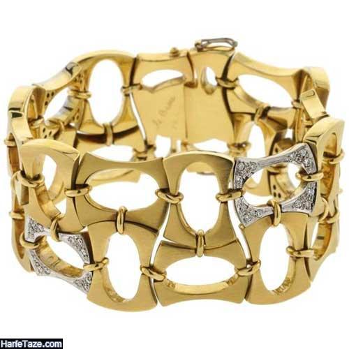 دستبند پهن