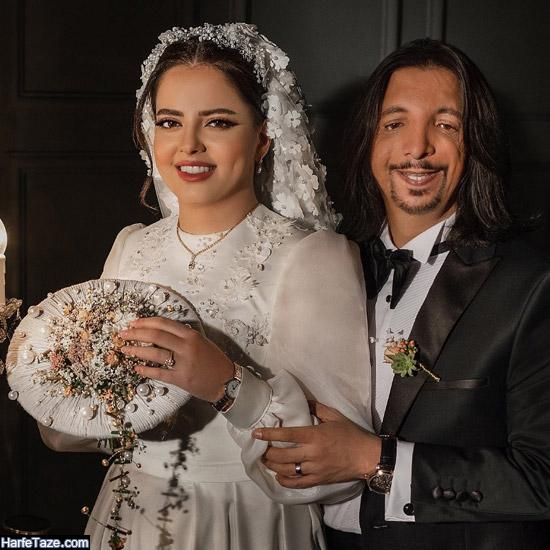 عکس های مراسم ازدواج فرهاد ایرانی و مهسا ایرانی