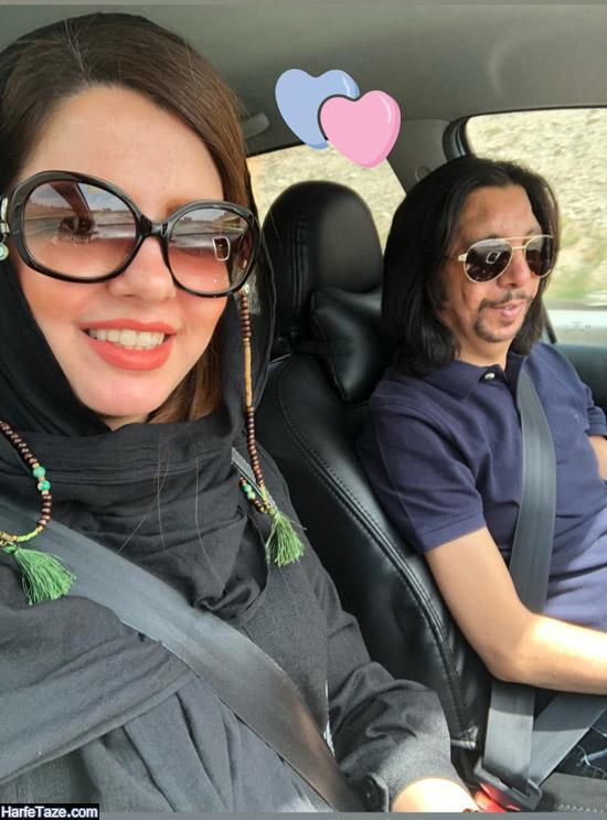 عکس جدید فرهاد ایرانی و مهسا ایرانی