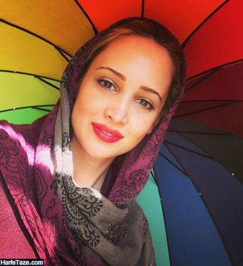غزال وکیلی بازیگر سریال آخر خط کیست