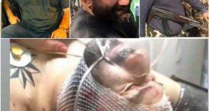 فیلم حمله به هانی کرده گنده لات تهران