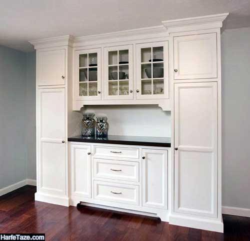 کابینت سفید
