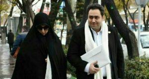بیوگرافی و عکس های کامبیز مهدی زاده فرساد و همسرش + عکس همسر