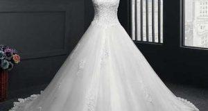 مدل لباس عروس ۲۰۲۰   مدل های جدید لباس عروس ۹۹