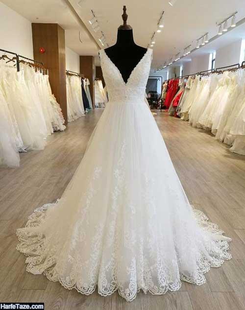 لباس عروس 99
