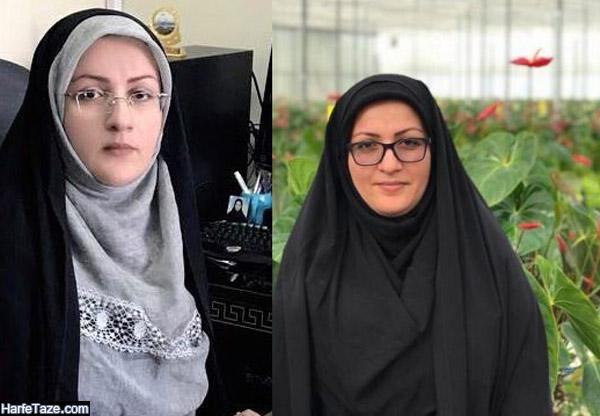 بیوگرافی و عکس های لیلا واثقی فرماندار شهر قدس