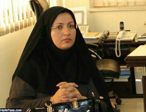 اینستاگرام لیلا واثقی فرماندار قلعه حسن خان