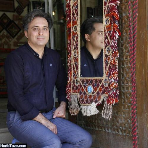 تصاویر جدید مجید اخشابی