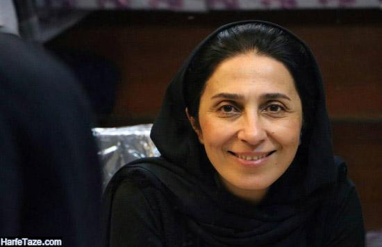 عکس بیوگرافی مریم کاظمی نویسنده و بازیگر