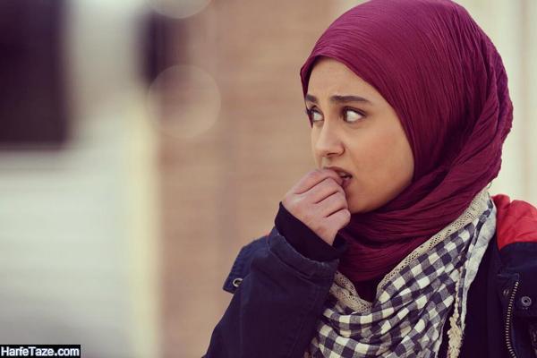 تصاویر شخصی مرضیه موسوی بازیگر نقش آرزو در سریال از سرنوشت