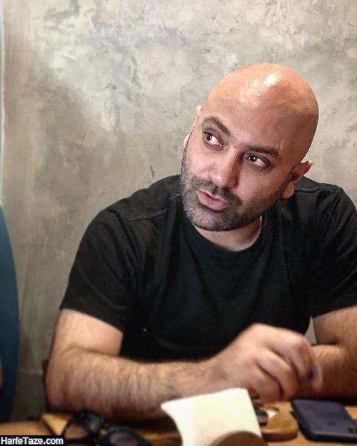 مهدی کوشکی بازیگر نقش مهران در سریال دل