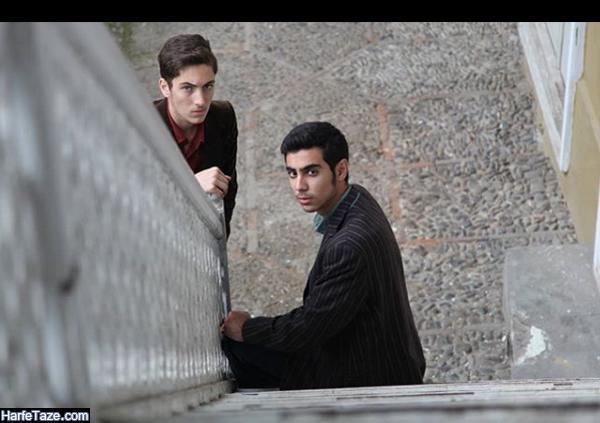 عکس های میلاد حسین پور بازیگر نقش جاوید در سریال وارش