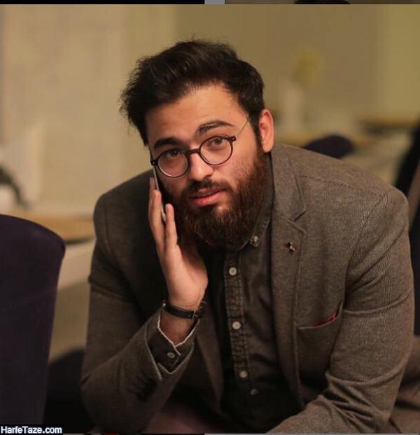 تصاویر مصطفی امامی مجری و گوینده