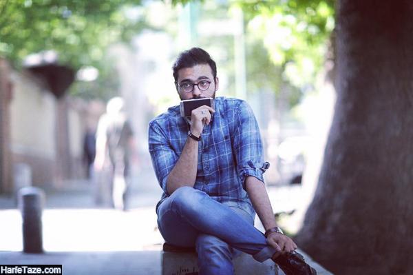 دانلود عکس های مصطفی امامی مجری و گوینده