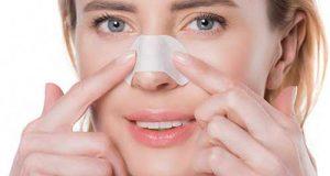 پاکسازی پوست بینی و جلوگیری از بسته شدن منافذ آن