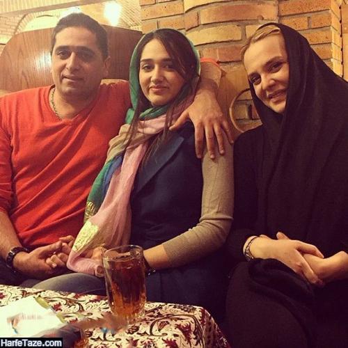 عکس هومن منصوری همسر سابق پرند زاهدی
