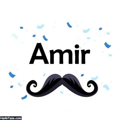 پروفایل اسم امیر