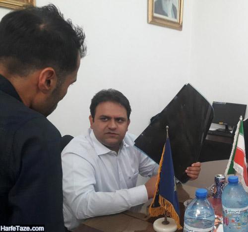 بیوگرافی دکتر رضا جباری
