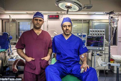 آدرس مطب دکتر رضا جباری
