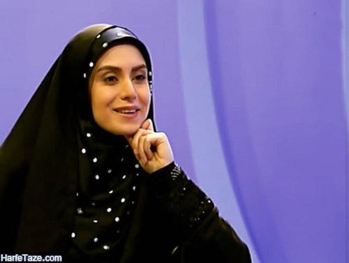 عکس های اینستاگرام ساجده سلیمانی مجری برنامه خانواده