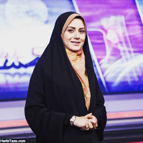 بیوگرافی ساجده سلیمانی مجری