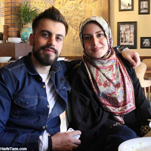 عکس های خانوادگی ساجده سلیمانی