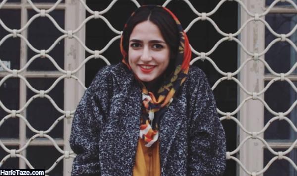بیوگرافی و عکس های سارا احمدی