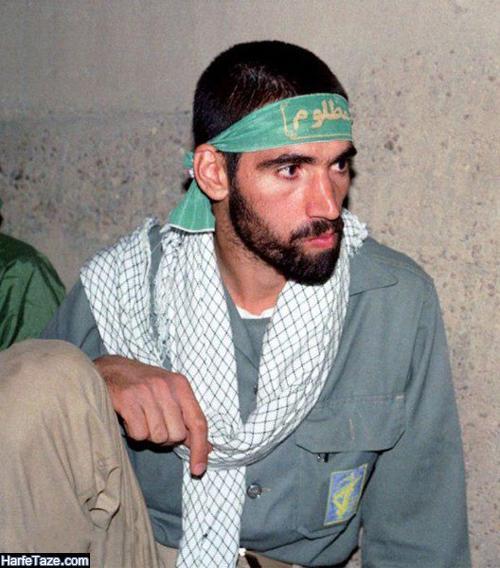 تصاویر رزمندگی سردار علی فضلی